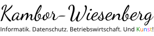 ST Kambor-Wiesenberg (Künstler)