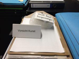 Baumeister Archiv - Vorsicht Kunst
