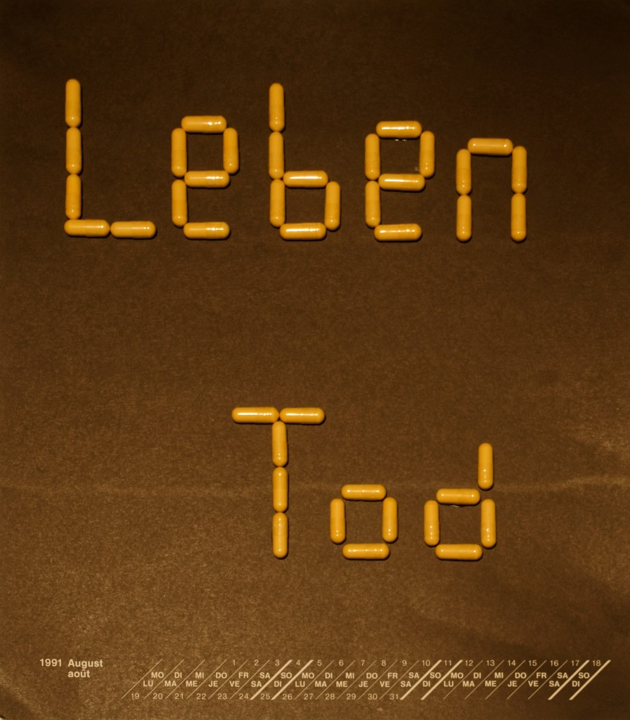 August 97/7. Leben und Tod.