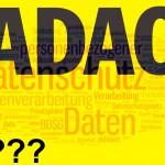 ADAC Datenschutz